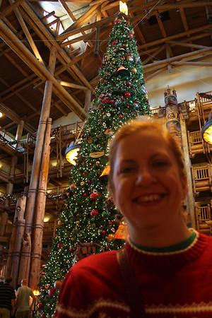 Disney in December 2011