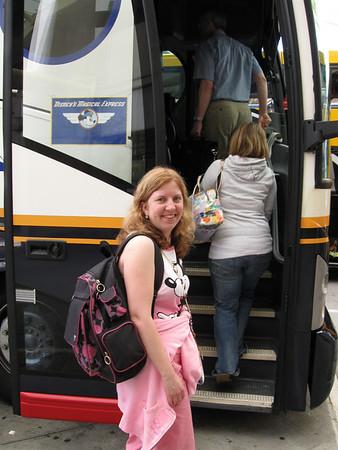 Disney in May 2008