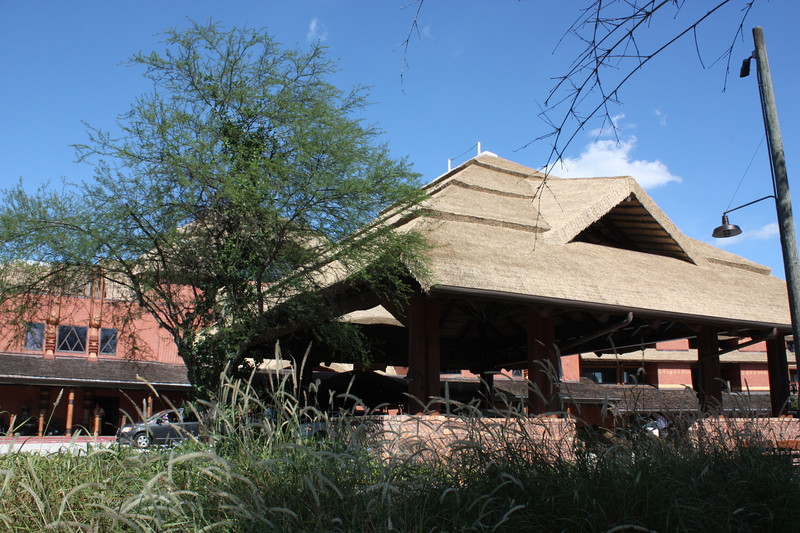 Our vacation starts with a stay at Animal Kingdom Lodge