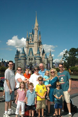 Walt Disney World 2009