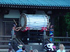 Japanese drum show in Epcot Center.