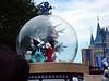 Mickey in Magic Kingdom's Grand Parade.