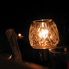 Centerpiece light at Blue Bayou