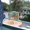 Outside track at Alice in Wonderland