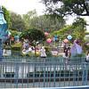 End of Alice in Wonderland
