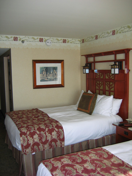Room at Grand Californian Hotel