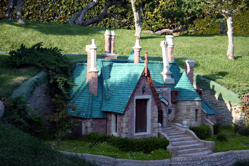 Toad Hall from The Adventures of Ichabod and Mr. Toad