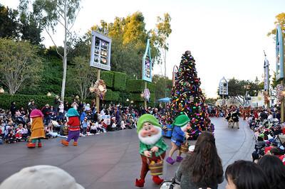 Disneyland Dec 2009