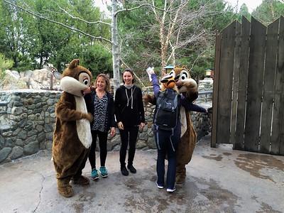 Disneyland - March 2016