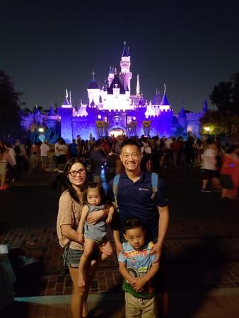 Disneyland Summer Vacation 2018
