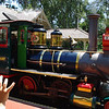 They still use live steam on these engines!  So cool