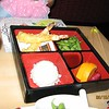 Kid's dinner box at Yamabuki.