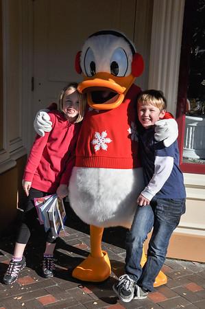 Disneyland - December 2011
