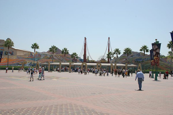 Disney's California Adventures