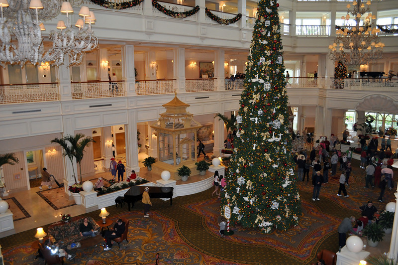 Grand Floridian hotel.
