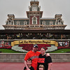 Representing OSU at the Magic Kingdom. 12.13.12