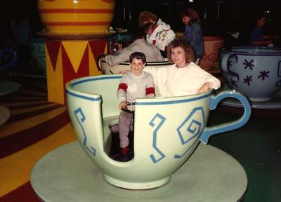Disneyworld    March 10-15, 1989