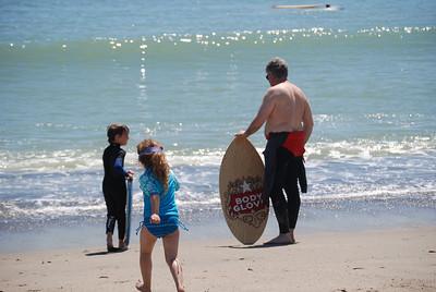 Doheny State Beach: 4/8/10