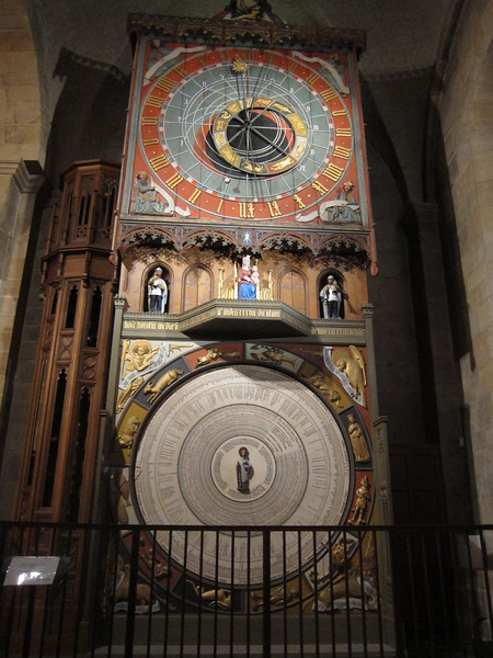 Astronomical clock, Lund cathedral