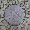 Malmö manhole cover