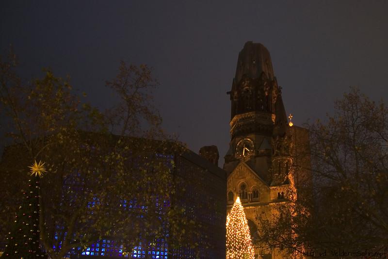 Kaiser Wilhelm Gedachniskirche