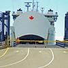 Open Wide: Confederation Ferry, Prince Edward Island, Canada