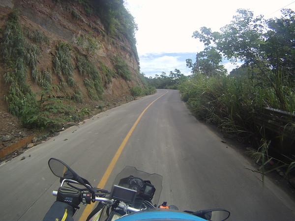 Ecuador-The Return
