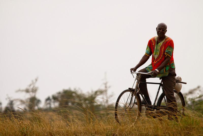 Tanzanian Cyclist