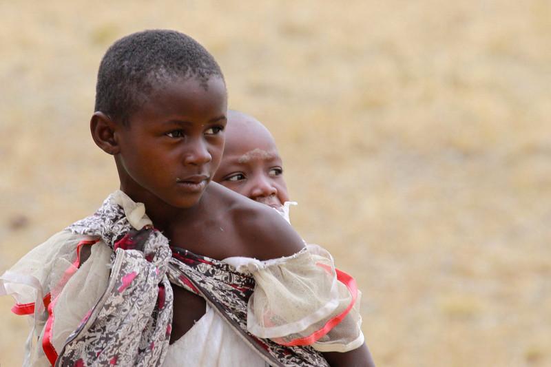 Tanzanian Child and Infant