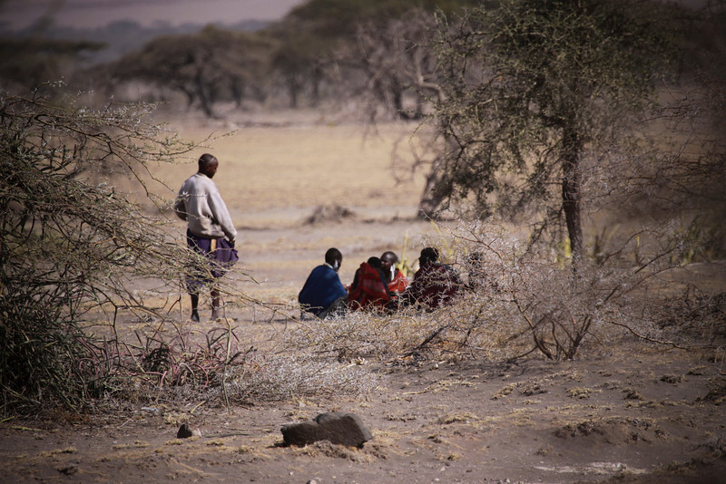 Masai Meeting