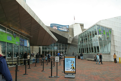New England Aquarium, Boston, MA.