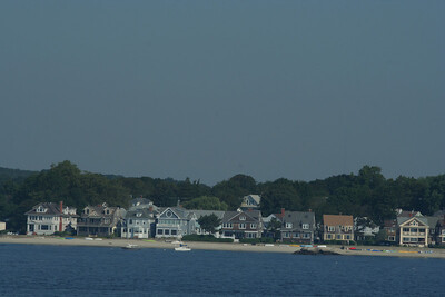 "The ""road"" to Mystic, CT."