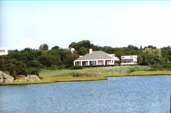 Nice houses in Newport.