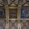 parlement building ceiling