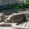 Old roman ruins