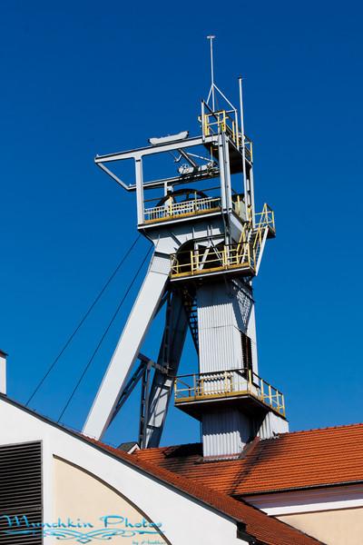Top of the salt mine