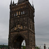 Charles Bridge entrance