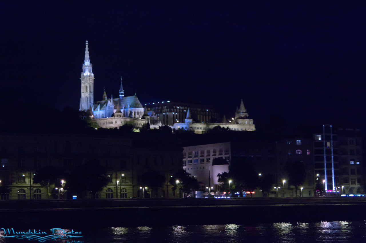 """<b>Day 8: Road to <a href=""""http://munchkinphotos.smugmug.com/Vacation/Eastern-Europe/Budapest/17520016_wcKG8R#1333482398_r5PPPCV"""">Budapest</a></b>     Today we had to be on the bus by 8:15 AM for our journey to Budapest, Hungary. In all it wasn't a very exciting trip, under normal conditions the drive would take about 6 hours, but with the planned stops it took closer to 7 and half hours.  Let me tell you the countryside really isn't that exciting.  We drove through Slovakia on the way to Hungary. We stopped for lunch in the Tatar Mountains at a Slovakian ski resort.  We had chicken soup, cabbage salad, and free range chicken and rice, with crepes for desert. The meal was really good. Then we continued our journey.      Budapest does not give you a warm fuzzy when you arrive. It looks very run down and dingy. Also when both the tour guide and the hotel information book say beware of pick pockets it makes it less appealing.       Tonight we go on a dinner river cruise and then tomorrow we get a tour of the city."""