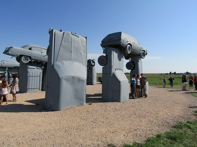 2017-08-20 - Carhenge -- Alliance, Nebraska