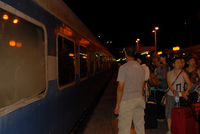 Traveling from Cairo to Luxor by Train - 10 hours journey