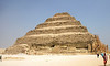 The Step Pyramid of Pharaoh Djoser - Saqqara
