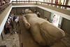 The Great colossus of Ramses II of Memphis