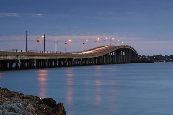 Atlantic Bridge at Dawn