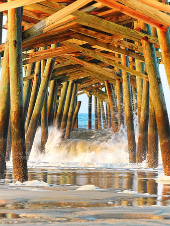 Under Oceanana Pier
