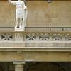 Statue in the Old Roman Bath