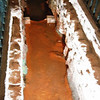 Bath house drainage.