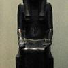 Some Egyption god.