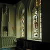 inside little chapel.