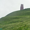 The Tor.  The shape of the hill changes depending on were you are standing.