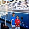 <center>Disney's Magical Express bus</center>